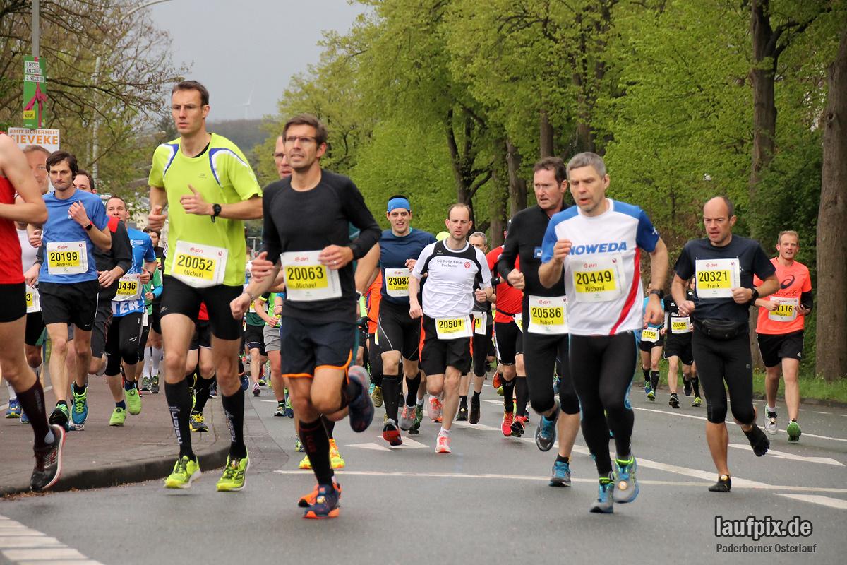 Paderborner Osterlauf - 21km 2017 - 169