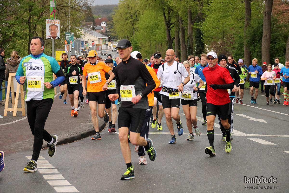Paderborner Osterlauf - 21km 2017 - 236