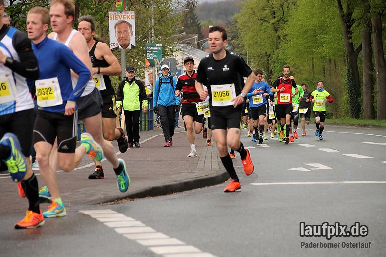 Paderborner Osterlauf - 21km 2017 - 37