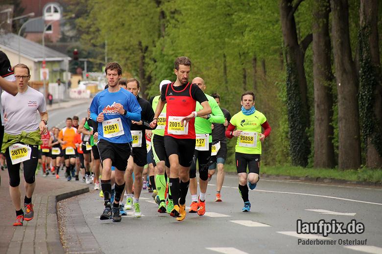 Paderborner Osterlauf - 21km 2017 - 38