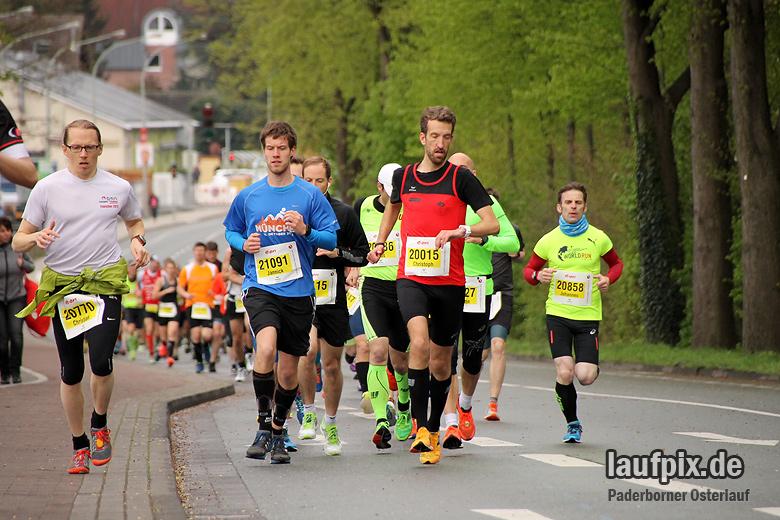 Paderborner Osterlauf - 21km 2017 - 39