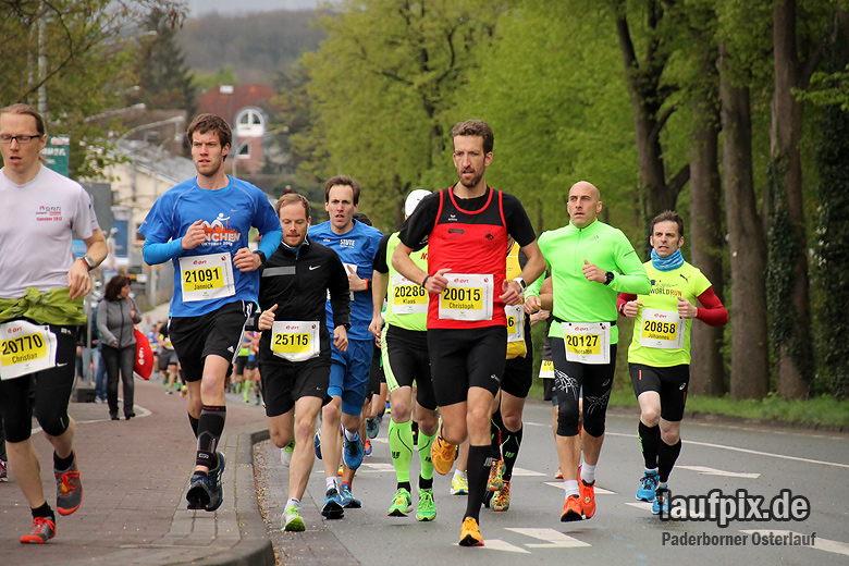 Paderborner Osterlauf - 21km 2017 - 41