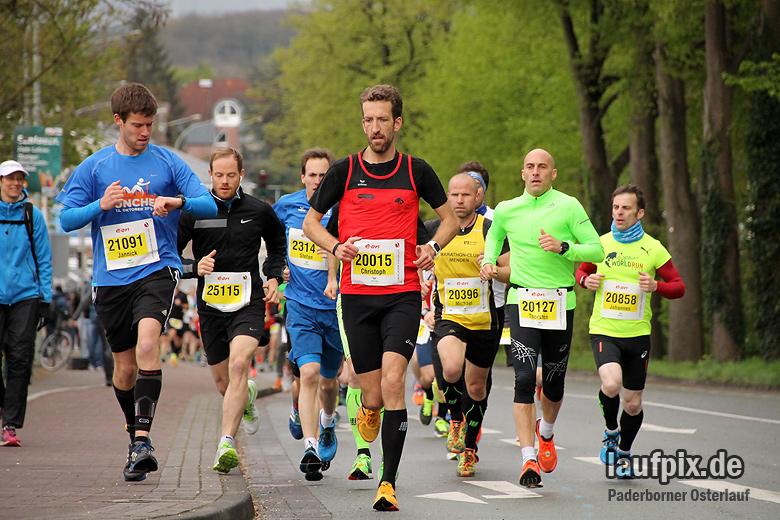 Paderborner Osterlauf - 21km 2017 - 42
