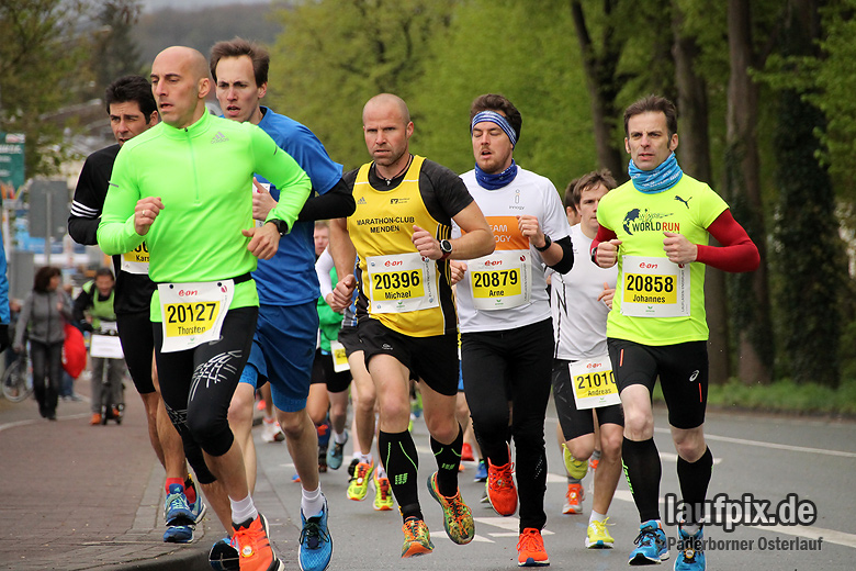 Paderborner Osterlauf - 21km 2017 - 46