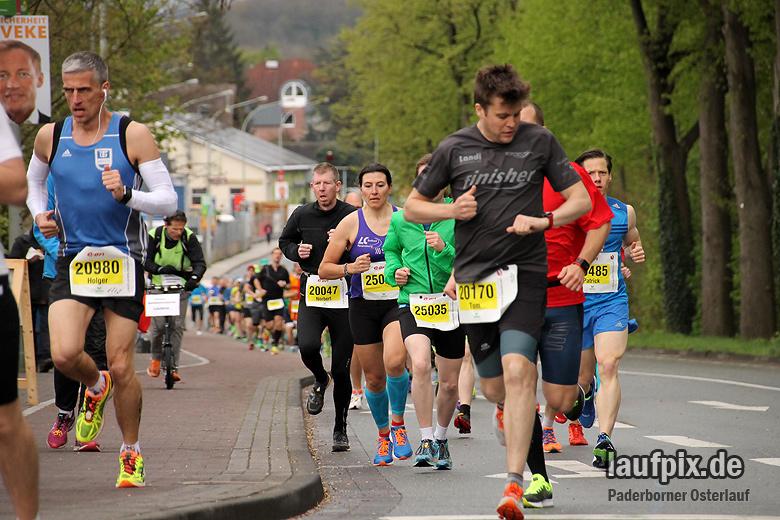 Paderborner Osterlauf - 21km 2017 - 50