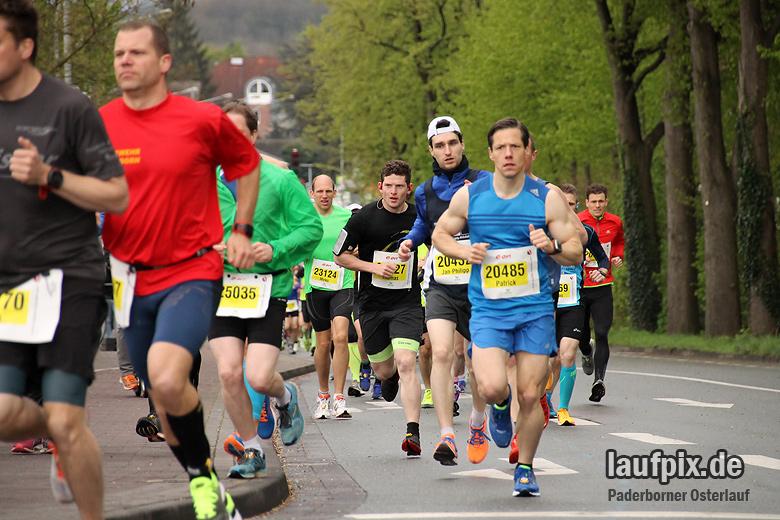 Paderborner Osterlauf - 21km 2017 - 52