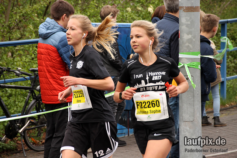 Paderborner Osterlauf - 21km 2017 - 200