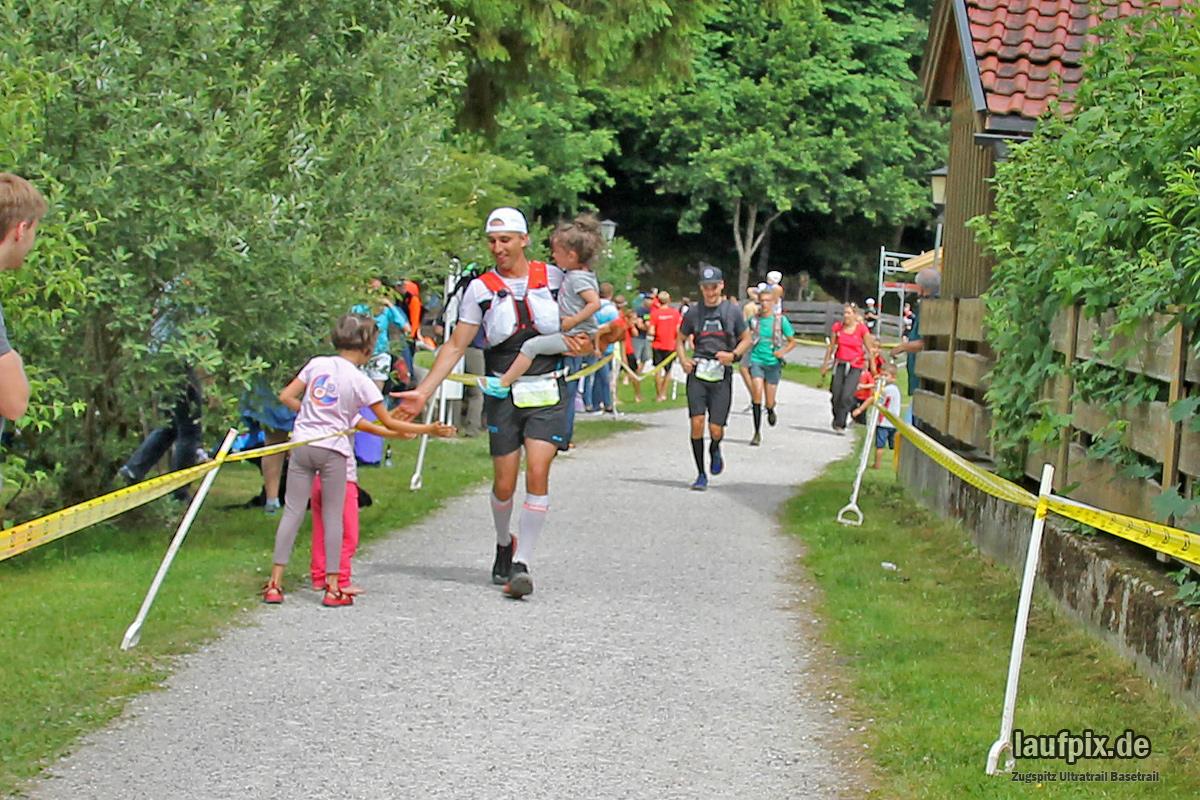 Zugspitz Ultratrail Basetrail - Ziel 2017 - 31