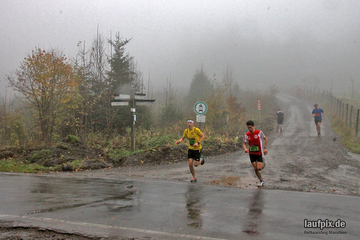 Rothaarsteig Marathon KM17 2017 - 1
