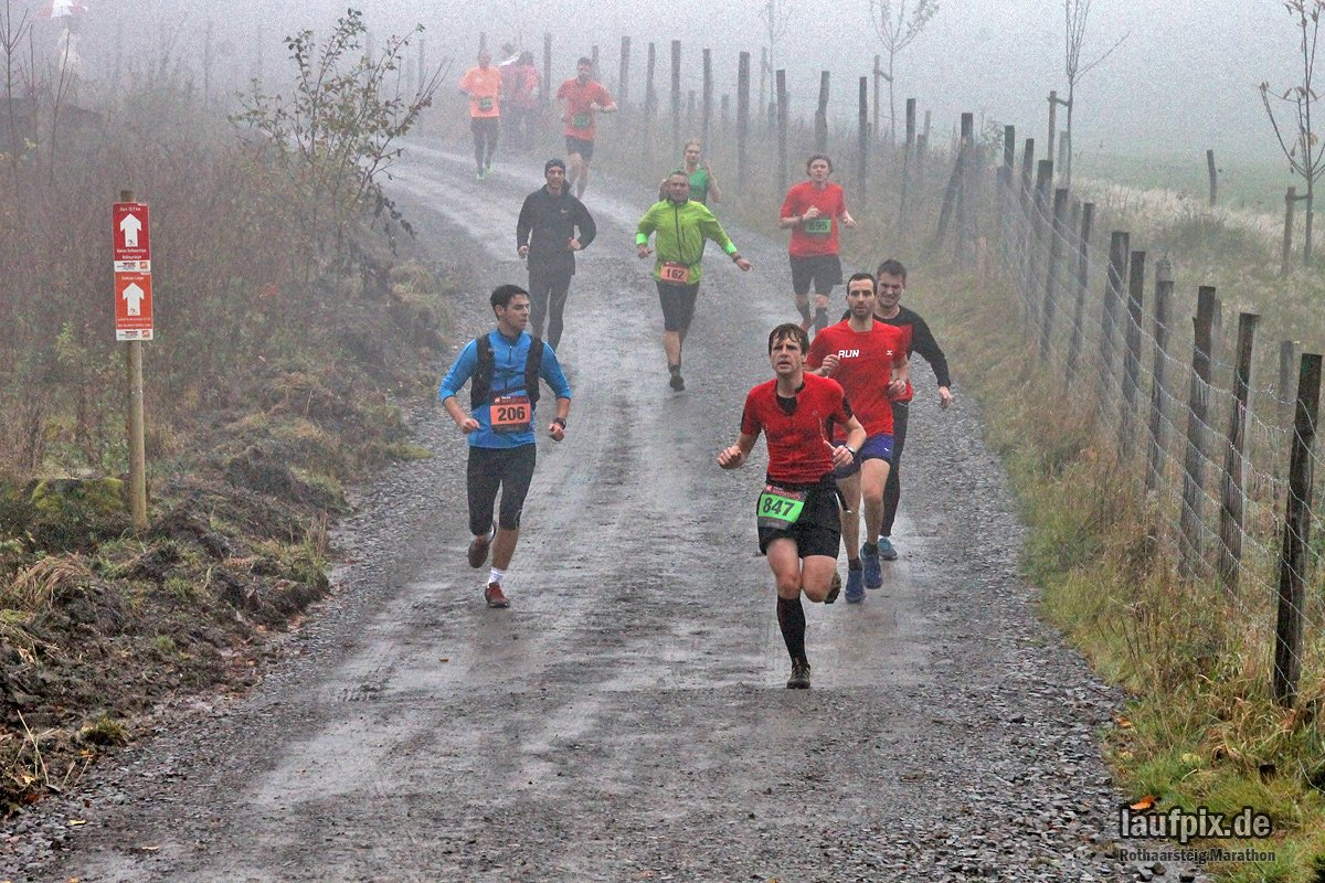 Rothaarsteig Marathon KM17 2017 - 27
