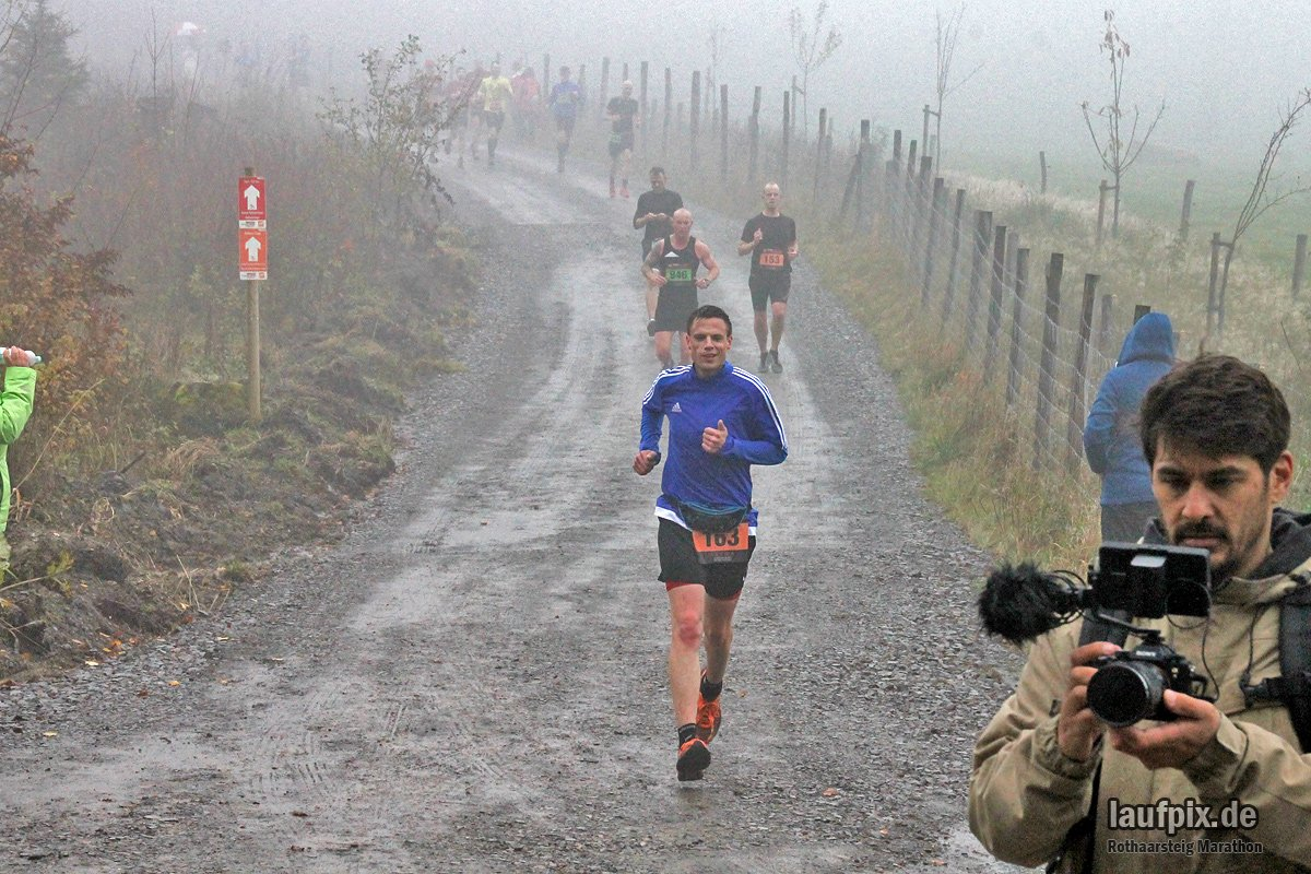 Rothaarsteig Marathon KM17 2017 - 36