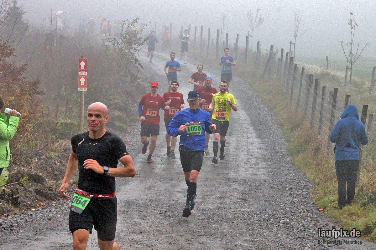 Rothaarsteig Marathon KM17 2017 - 40
