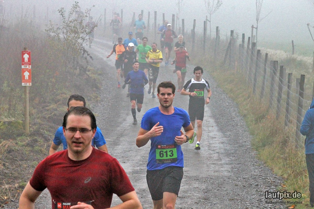 Rothaarsteig Marathon KM17 2017 - 43