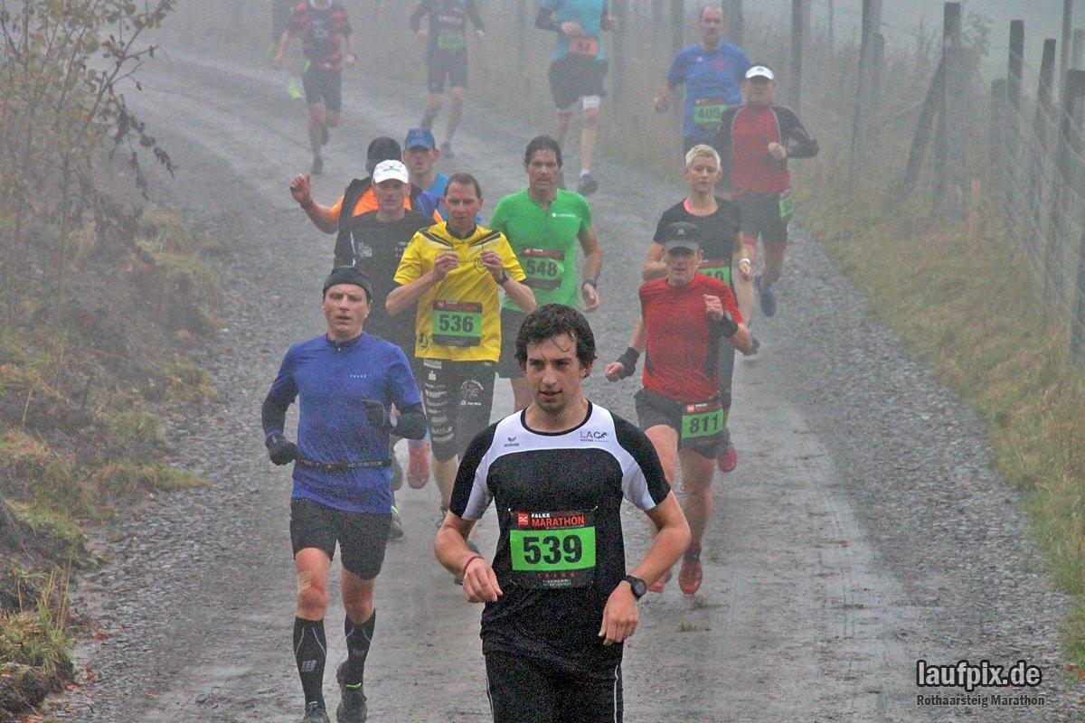 Rothaarsteig Marathon KM17 2017 - 44
