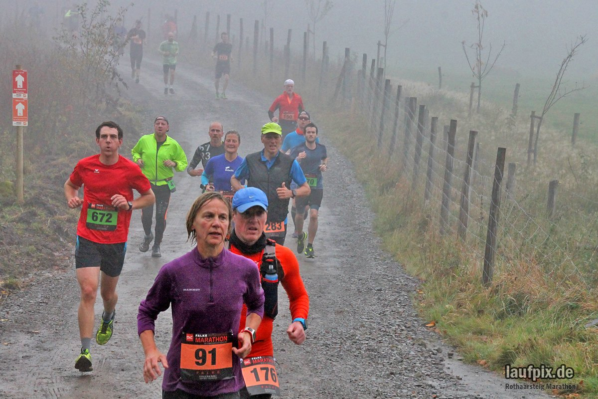Rothaarsteig Marathon KM17 2017 - 61