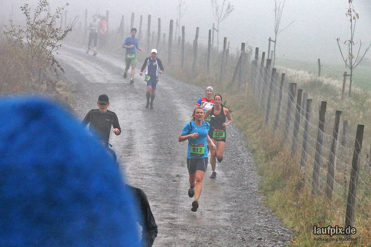 Rothaarsteig Marathon KM17 2017 - 67