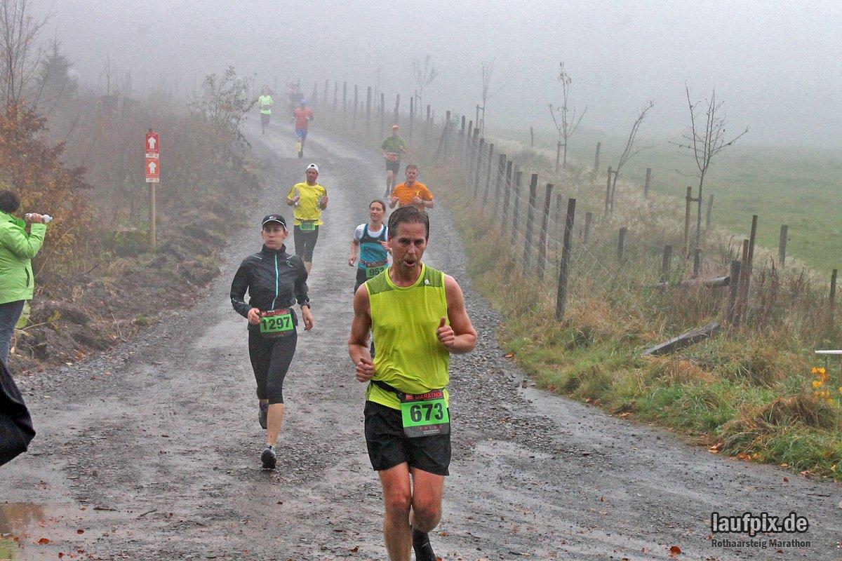 Rothaarsteig Marathon KM17 2017 - 98