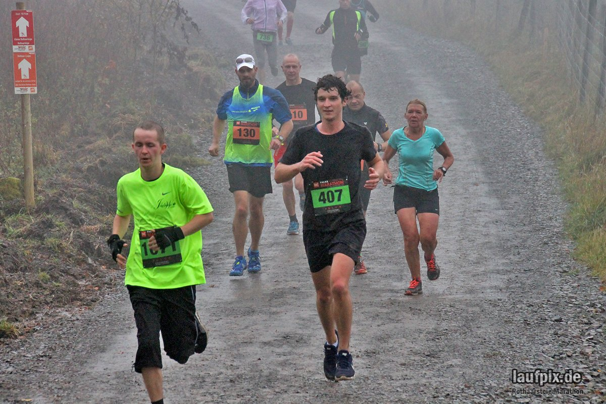 Rothaarsteig Marathon KM17 2017 - 101