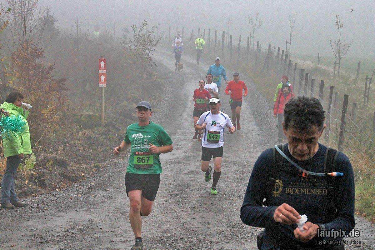 Rothaarsteig Marathon KM17 2017 - 116