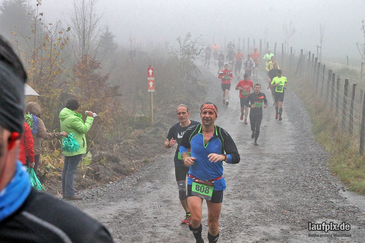 Rothaarsteig Marathon KM17 2017 - 140