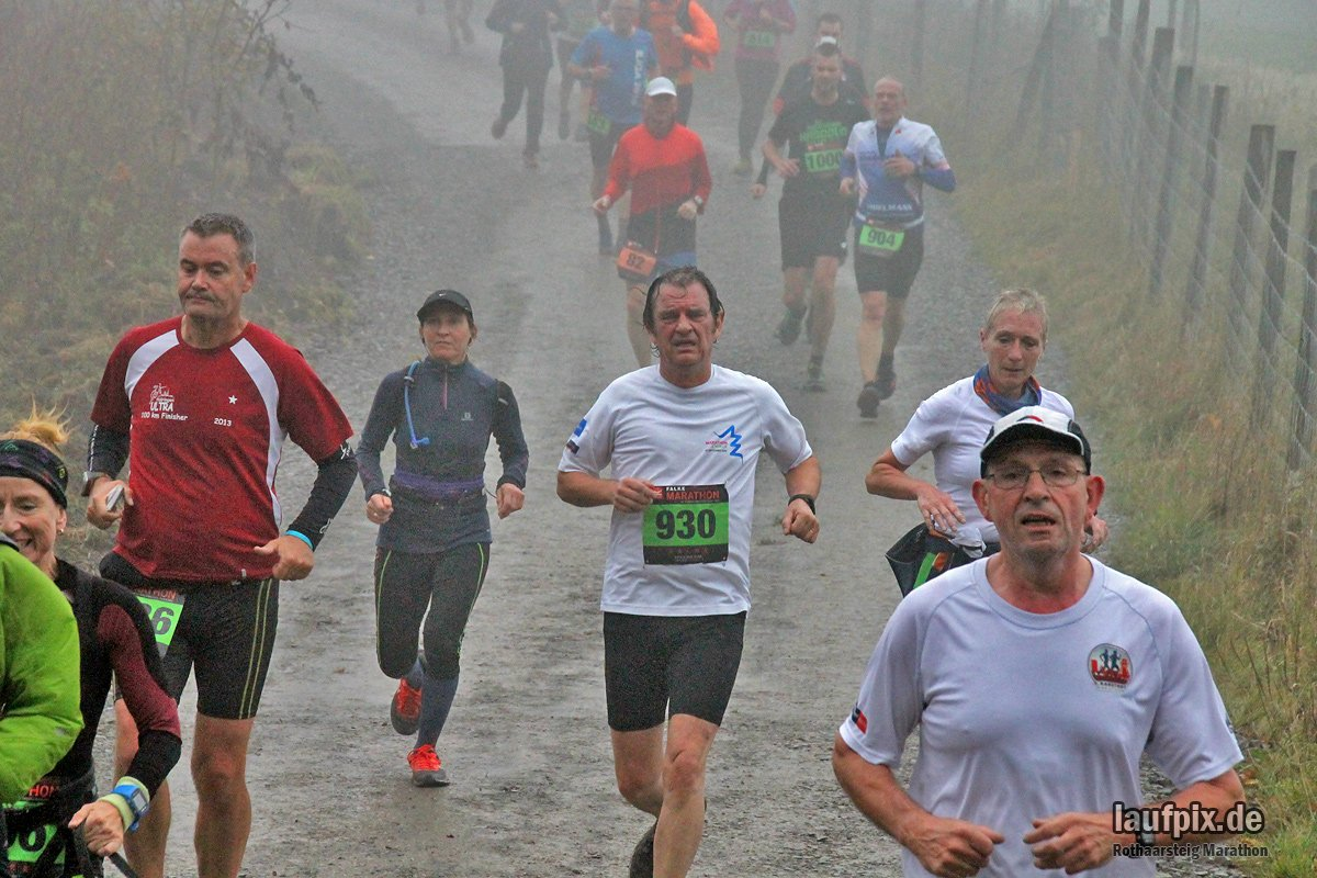 Rothaarsteig Marathon KM17 2017 - 172