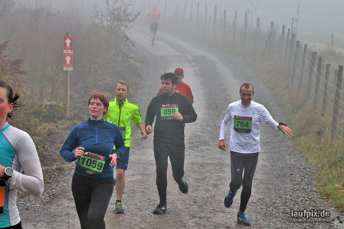 Rothaarsteig Marathon KM17 2017 - 257