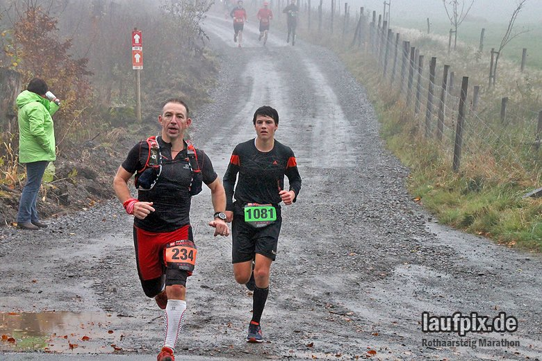 Rothaarsteig Marathon KM17 2017 - 20