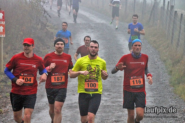Rothaarsteig Marathon KM17 2017 - 41