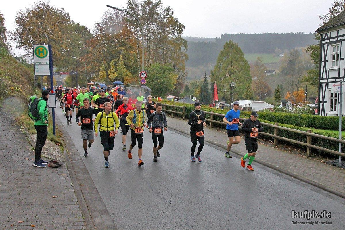 Rothaarsteig Marathon Start 2017 Foto (1)