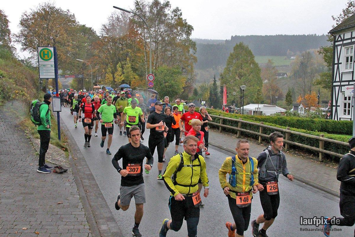 Rothaarsteig Marathon Start 2017 - 5