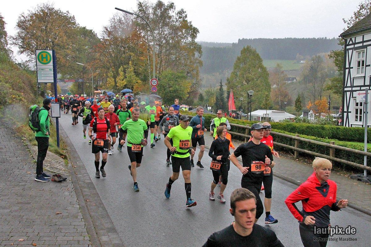 Rothaarsteig Marathon Start 2017 - 6