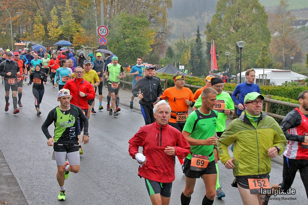 Rothaarsteig Marathon Start 2017 - 7