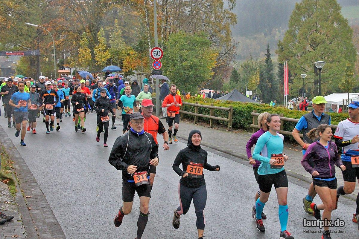 Rothaarsteig Marathon Start 2017 - 9
