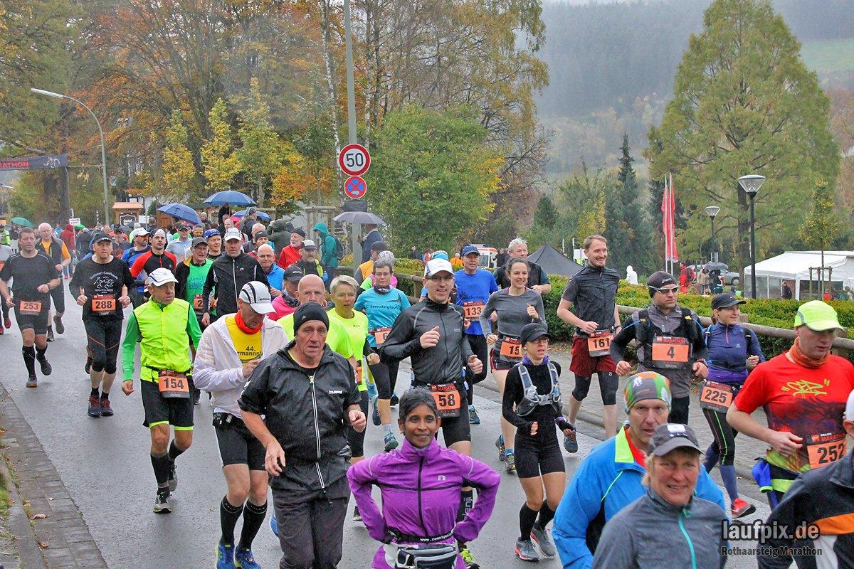 Rothaarsteig Marathon Start 2017 Foto (13)