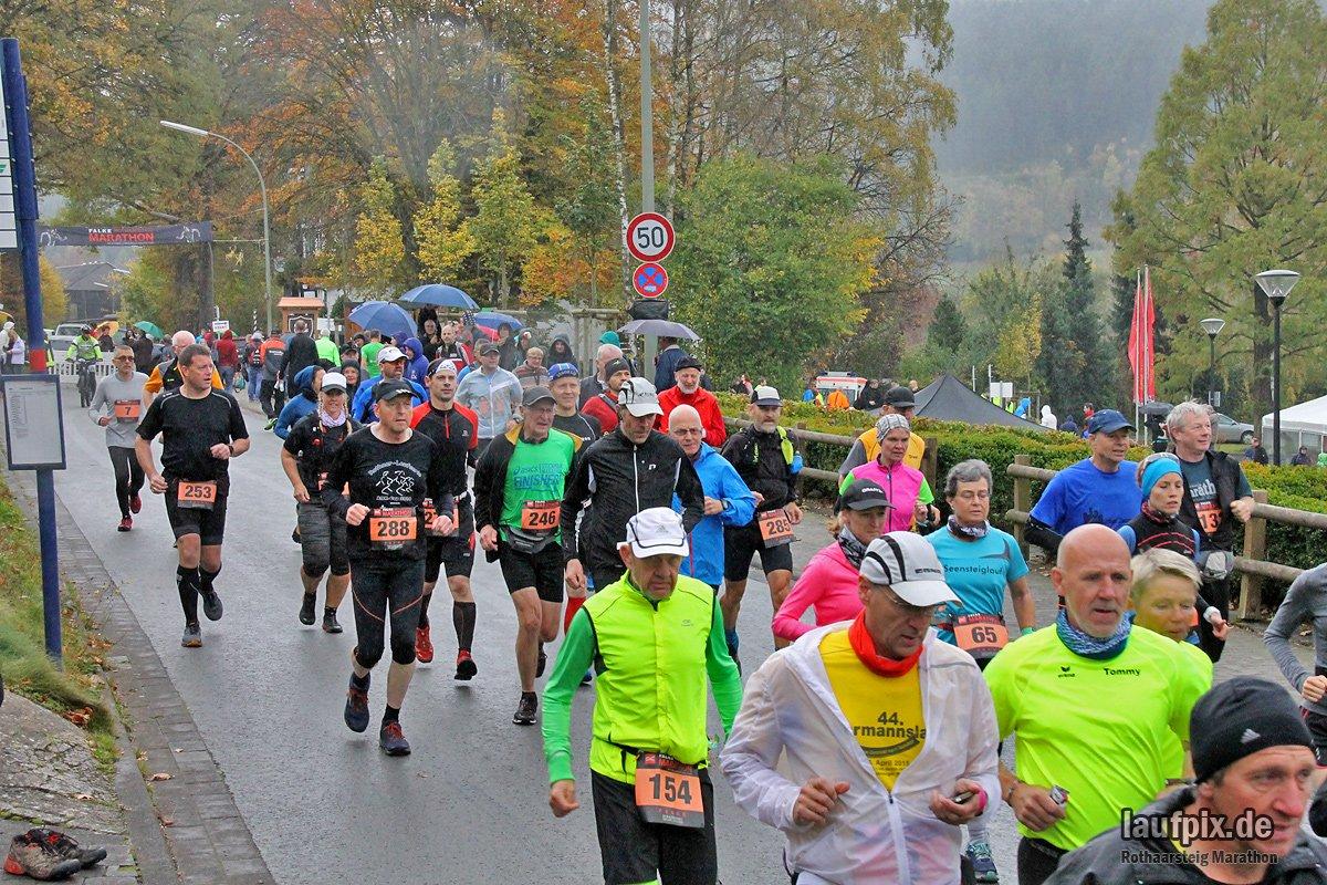 Rothaarsteig Marathon Start 2017 - 14