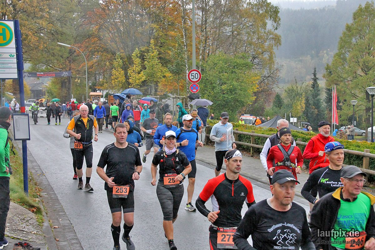 Rothaarsteig Marathon Start 2017 - 16
