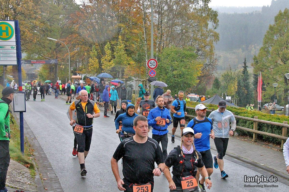 Rothaarsteig Marathon Start 2017 Foto (17)