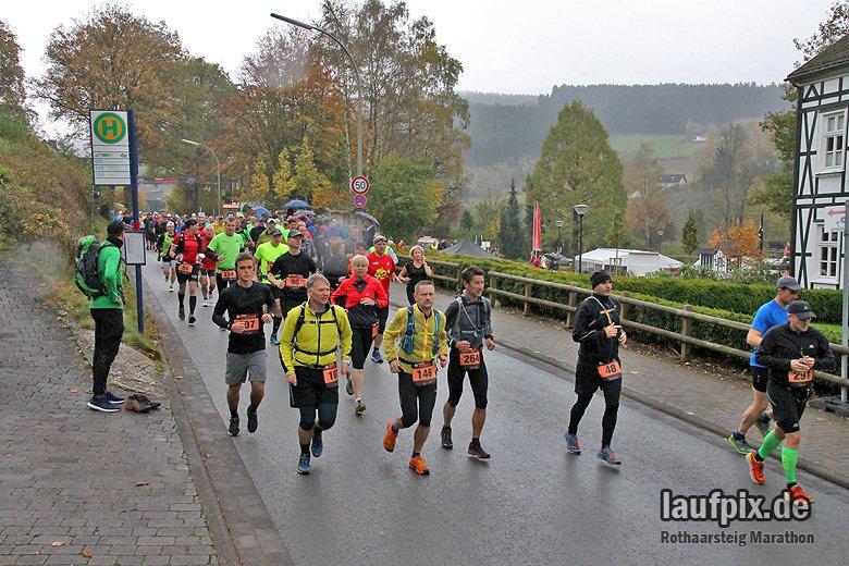 Rothaarsteig Marathon Start 2017 - 4