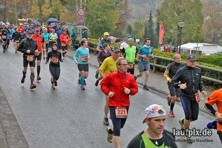 Rothaarsteig Marathon Start 2017 - 8