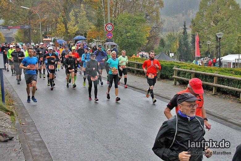 Rothaarsteig Marathon Start 2017 - 10
