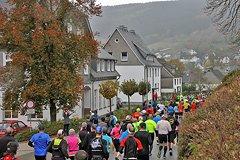 Rothaarsteig Marathon Start 2017 - 19