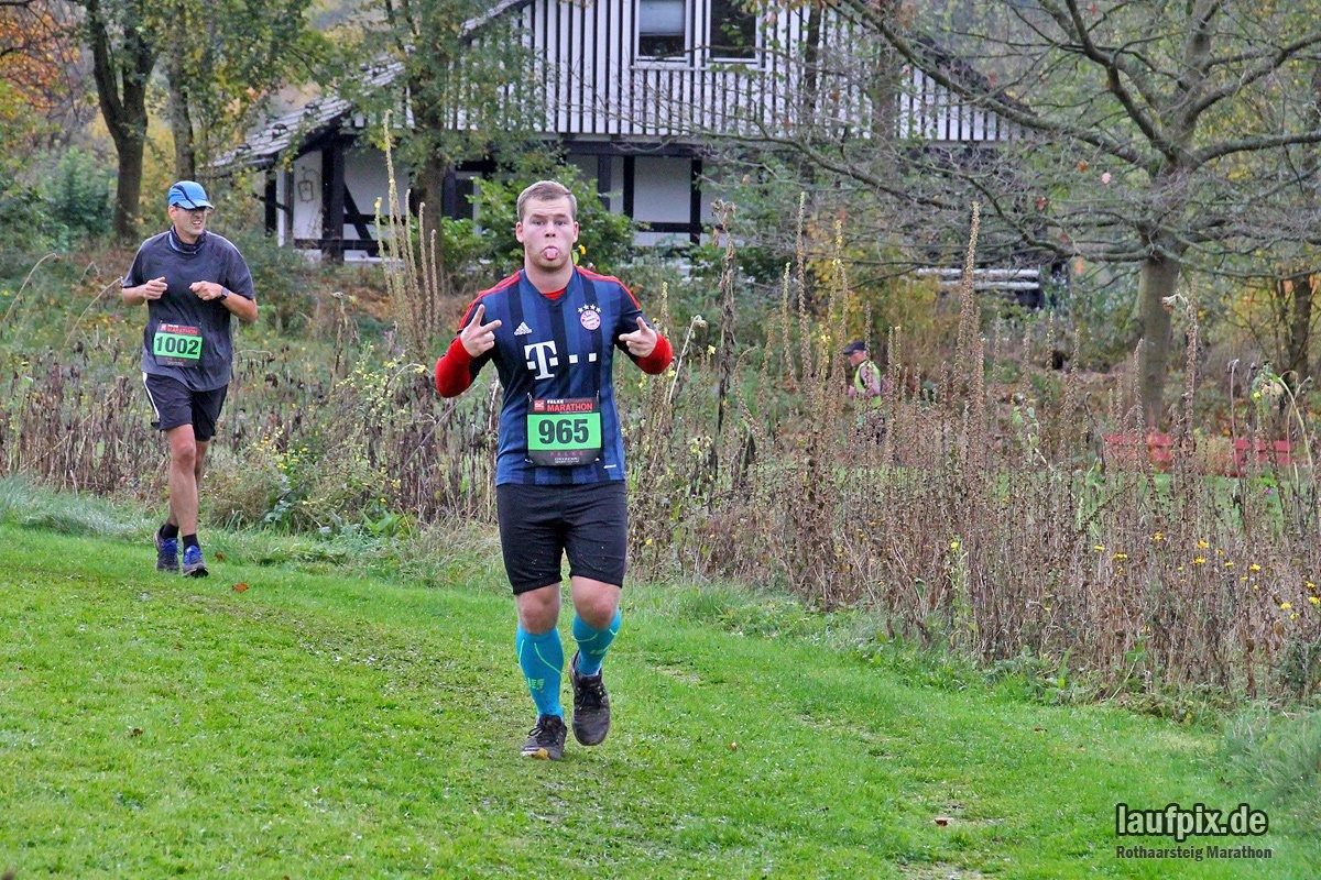 Rothaarsteig Marathon Ziel 2017 - 4