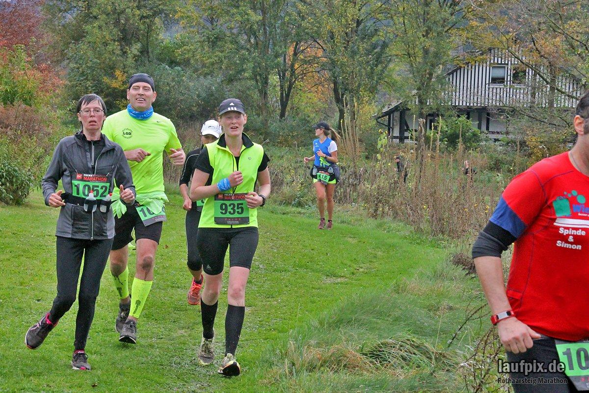 Rothaarsteig Marathon Ziel 2017 - 39