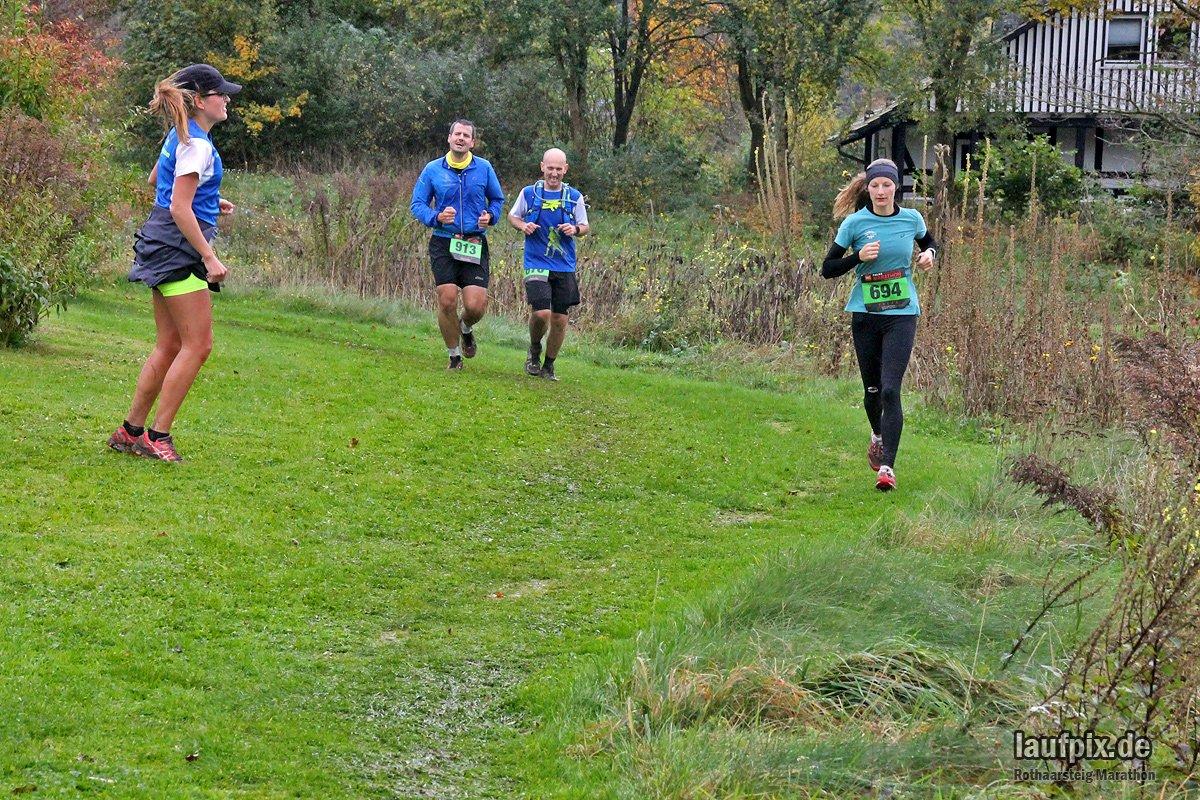 Rothaarsteig Marathon Ziel 2017 - 41