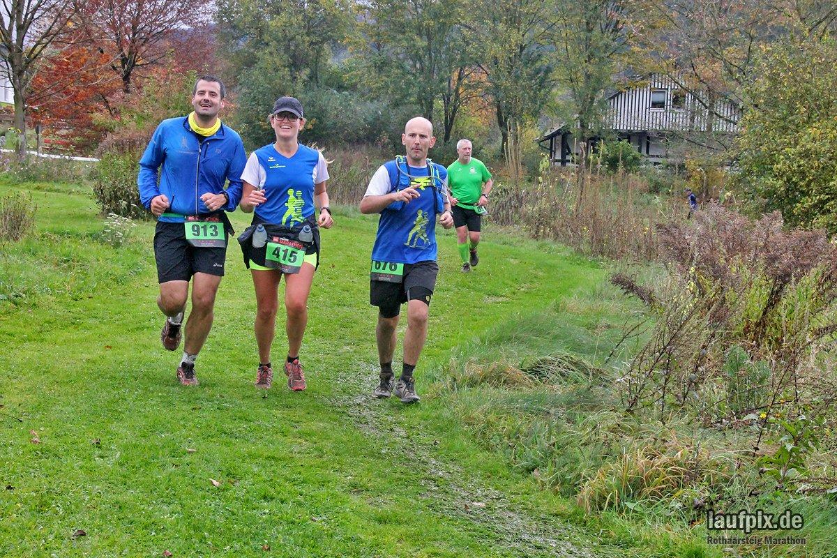 Rothaarsteig Marathon Ziel 2017 - 43