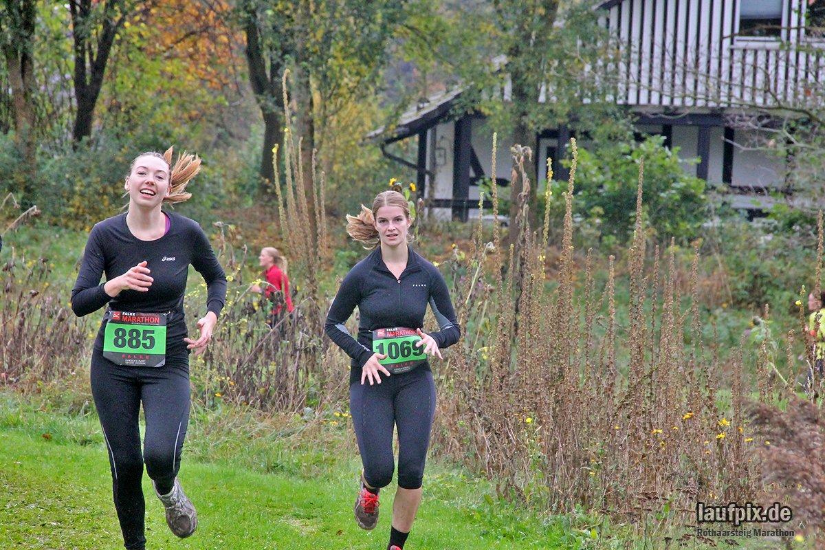 Rothaarsteig Marathon Ziel 2017 - 45