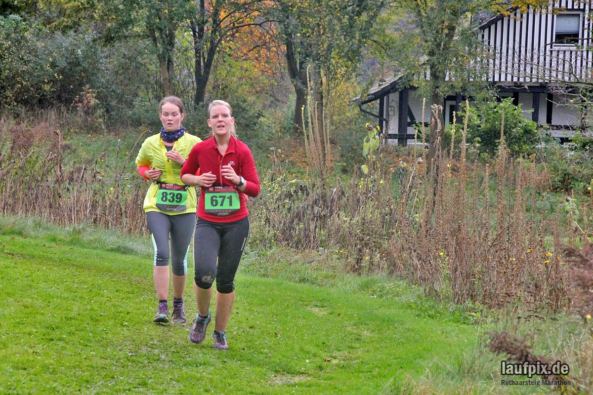 Rothaarsteig Marathon Ziel 2017 - 53