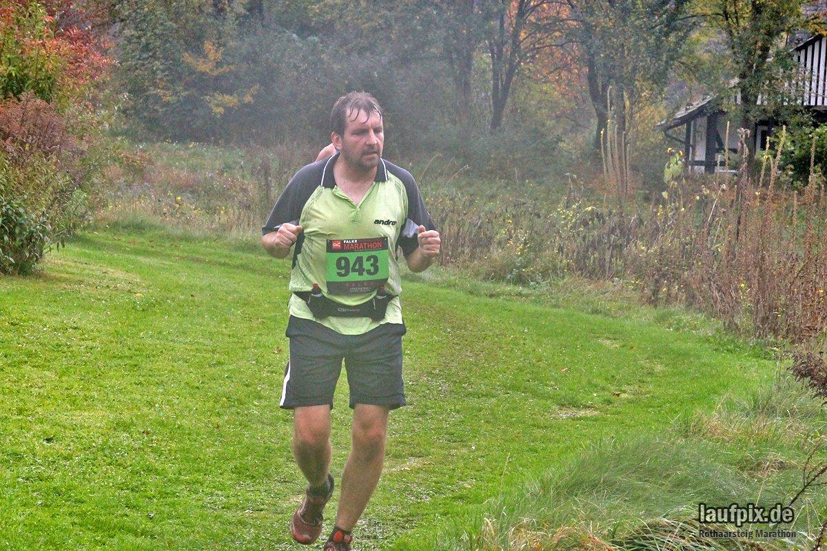 Rothaarsteig Marathon Ziel 2017 - 74