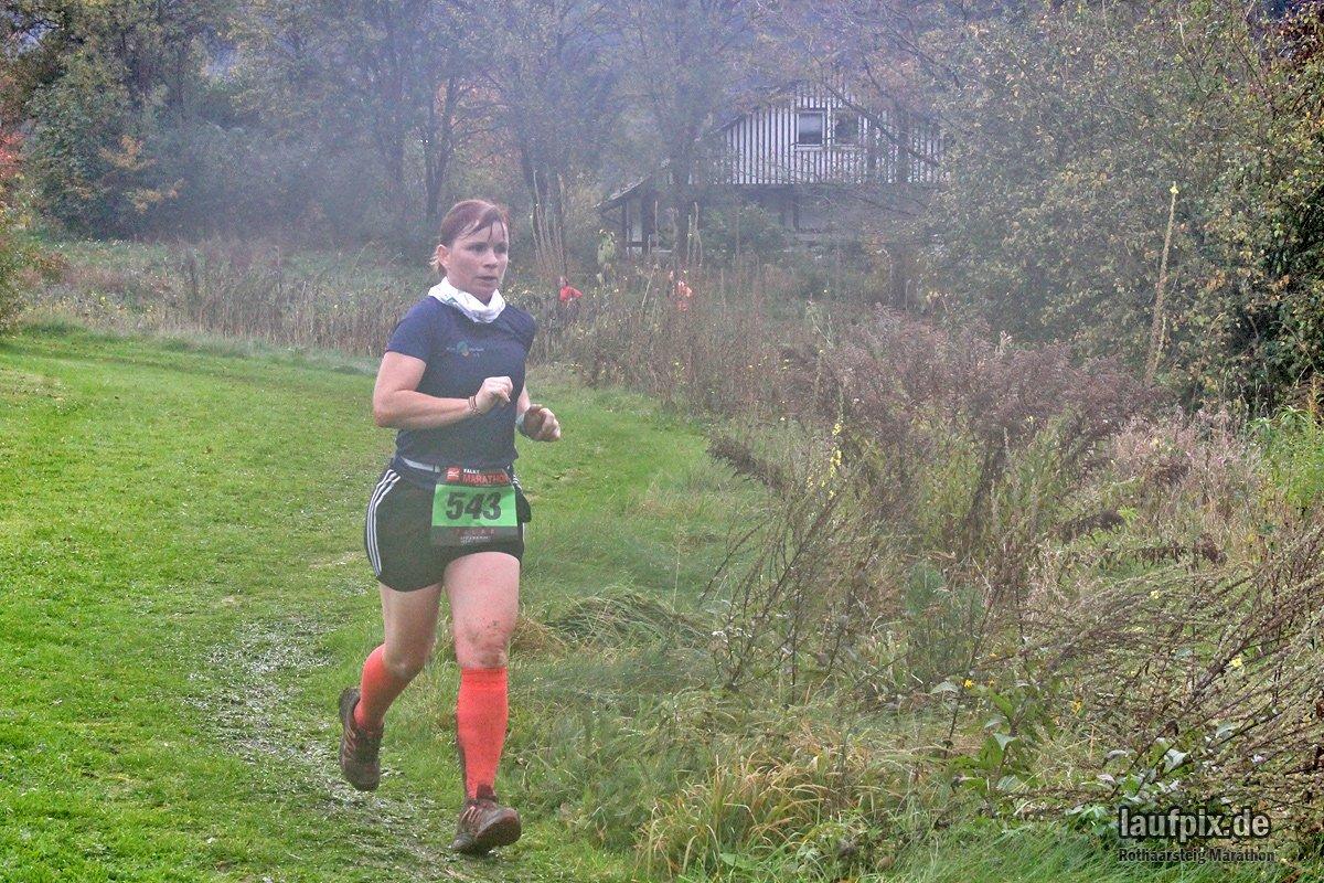 Rothaarsteig Marathon Ziel 2017 - 80