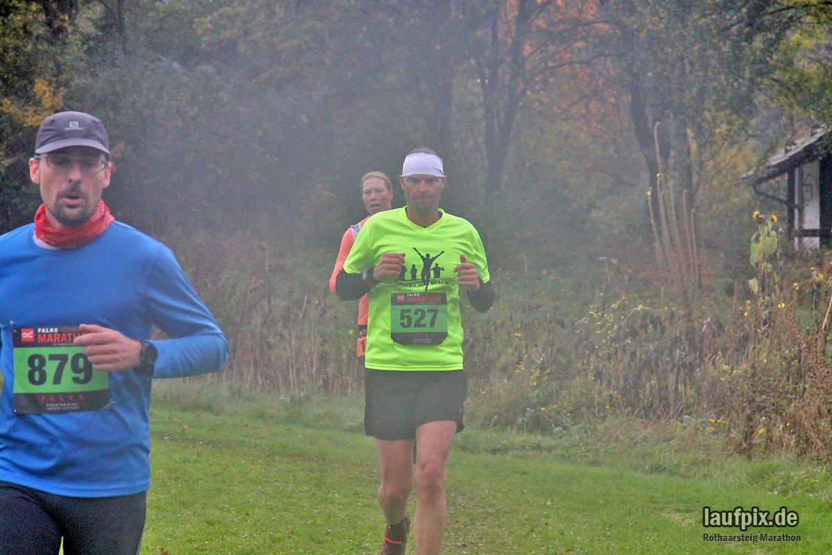 Rothaarsteig Marathon Ziel 2017 - 83
